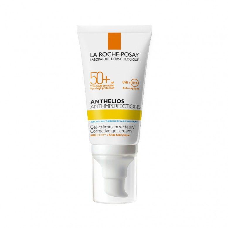 La Roche-Posay Anthelios Gel-Creme Anti-Imperfeições SPF50+ 50ml
