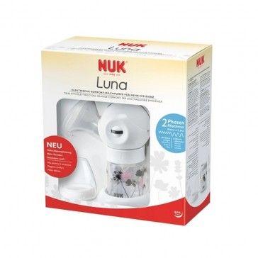 NUK Extractor de Leite Luna