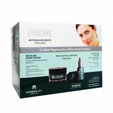Endocare Pack Creme Tensor 50ml + Contorno Olhos Iluminador 15ml