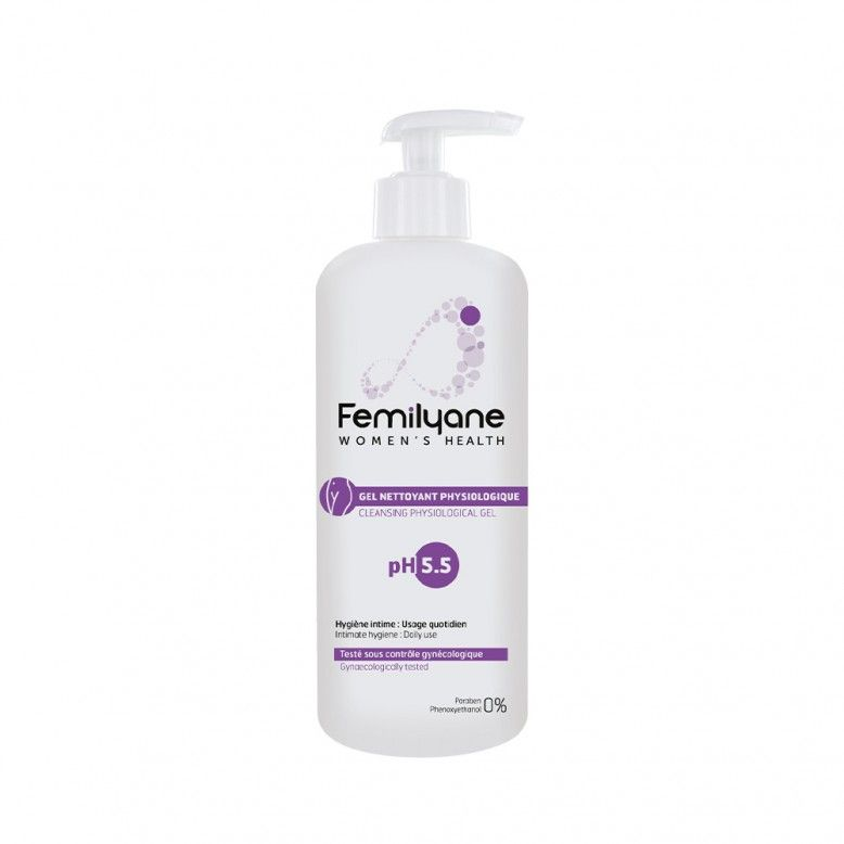 Femilyane Physio Higiene Intima 400ml