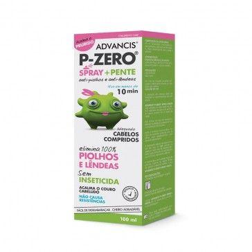 Advancis P-Zero Spray 100ml + Pente