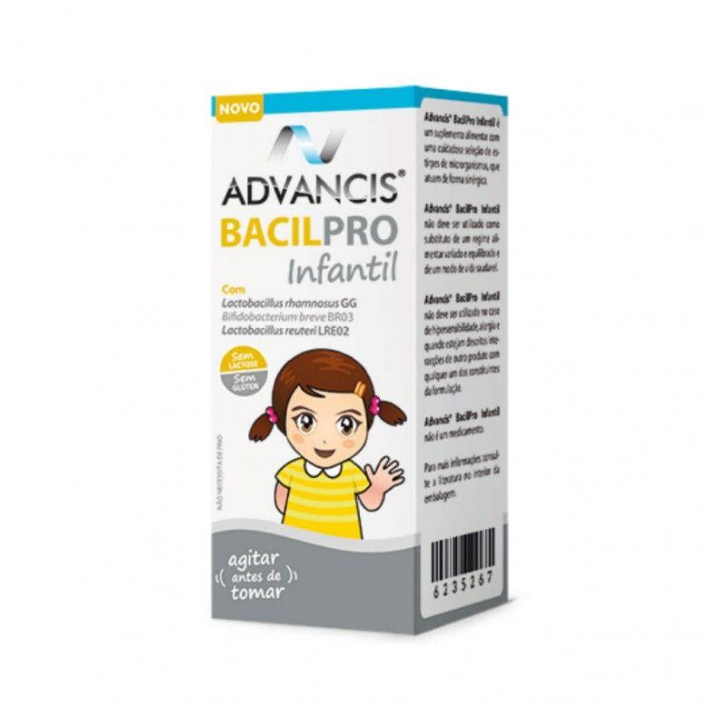 Advancis BacilPro Infantil 8ml
