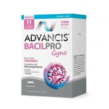 Advancis Bacilpro Gyno 20 Capsules