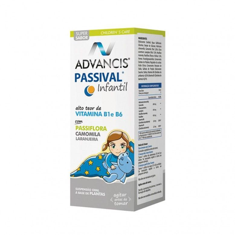Advancis Passival Infantil 150ml