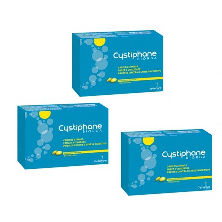 Cystiphane 3x60 Comprimidos