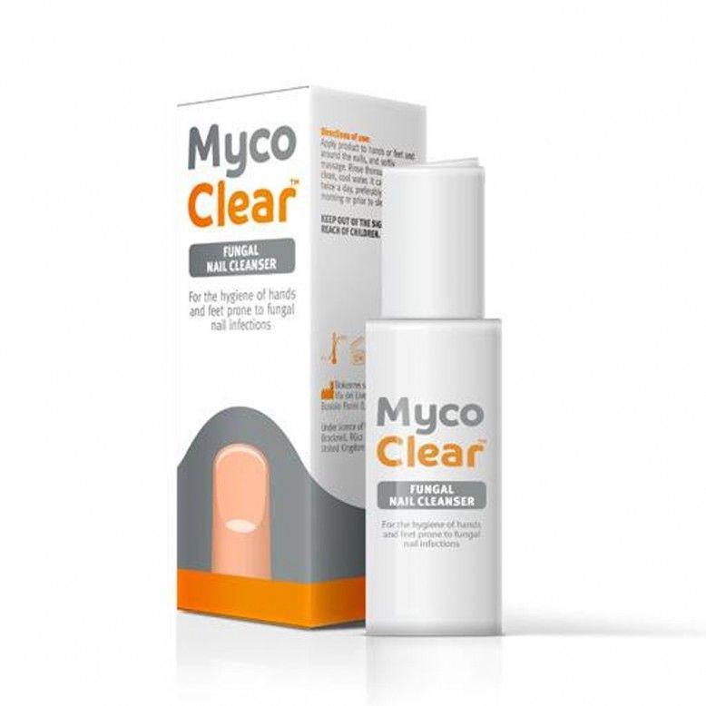 Myco Clear Solução Fúngica para Unhas 4ml