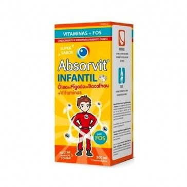 Absorvit Cod Liver Oil + Vitamins