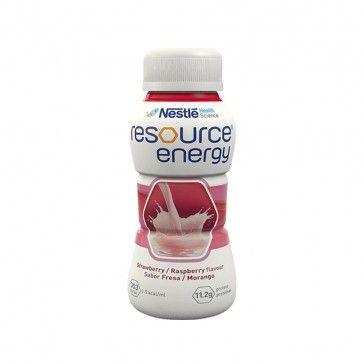 Resource Energy Solução Oral Sabor Morango 4x200ml