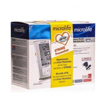 Microlife A6 Monitor de Tensão Arterial