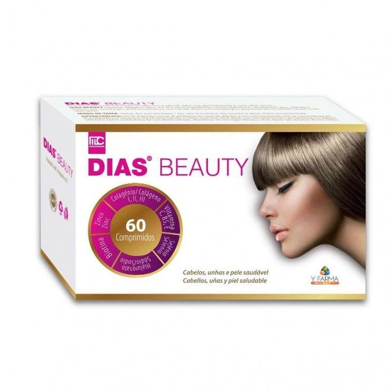 Y-Farma Dias Beauty 60 Comprimidos