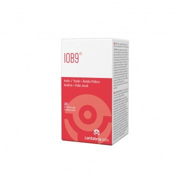 IOB9 30 Cápsulas