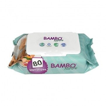 Bambo Nature 80 Toalhitas
