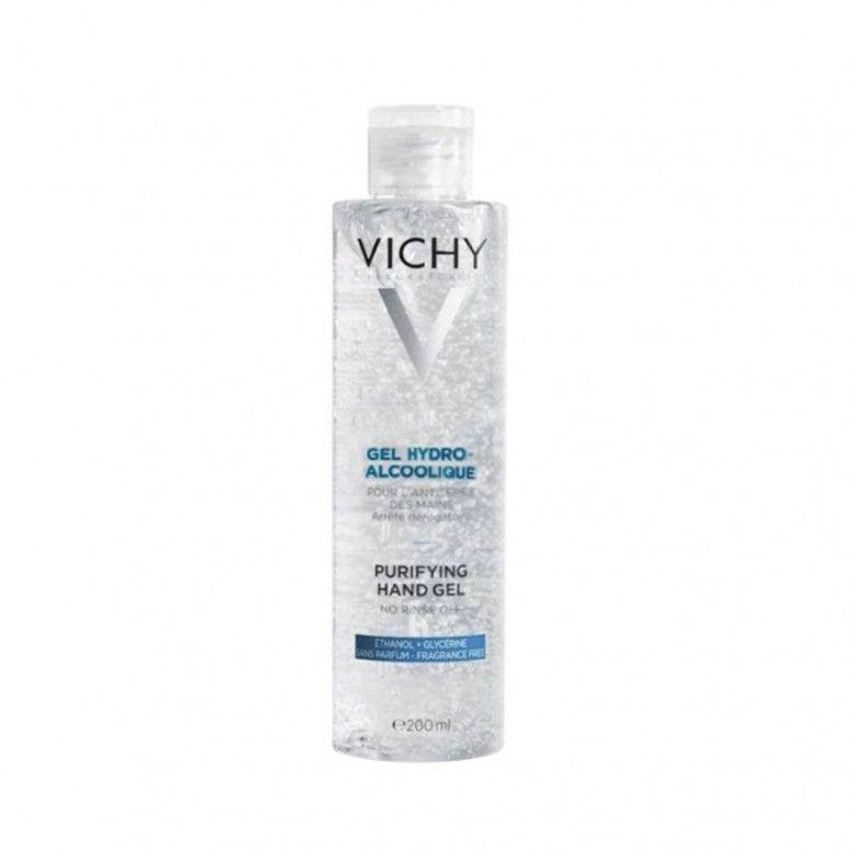 Vichy Hand Gel Hidroalcoólico Desinfetante para Mãos 200ml