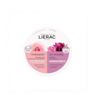 Lierac Duo Mask Hydragenist + Lift Integral 2x6ml