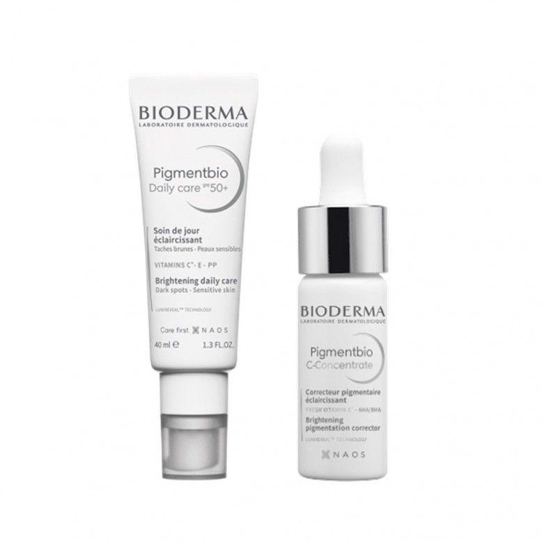 Bioderma Pigmentbio Creme Dia SPF50 + C-Concentrate 15ml
