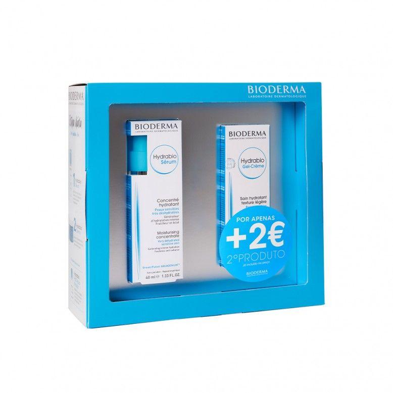 Bioderma Coffret Hydrabio Sérum 40ml + Gel-Creme 40ml