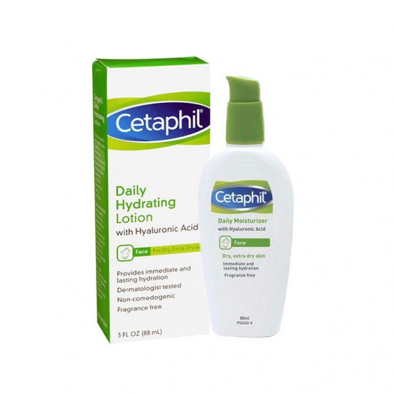 Cetaphil Loção Hidratante Facial Diário 88ml