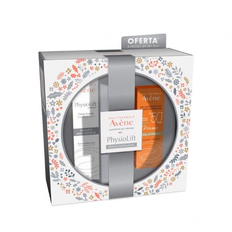Avène Coffret Physiolift Creme Dia 40ml + Solar B-Protect SPF50+ 30ml