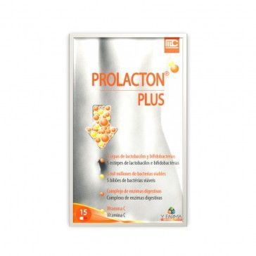 Prolacton Plus 15 Cápsulas