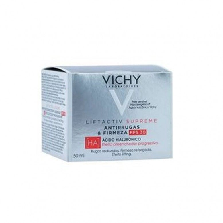 Vichy Liftactiv Supreme Creme Antirrugas e Firmeza SPF30 50ml