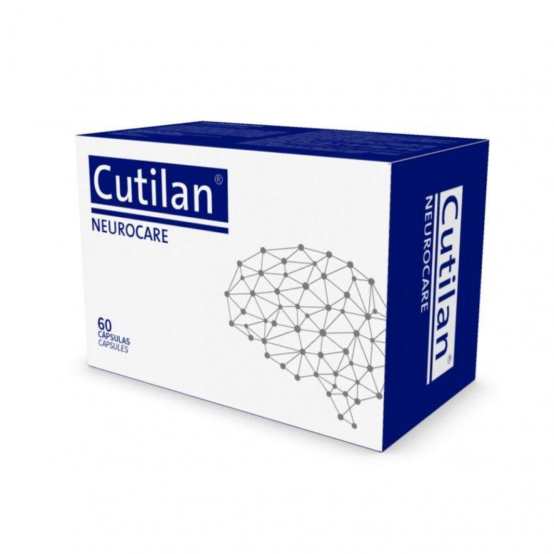 Cutilan Neurocare 60 Cápsulas