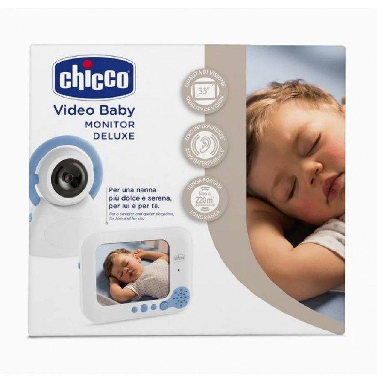 Chicco Intercomunicador Video Deluxe 254