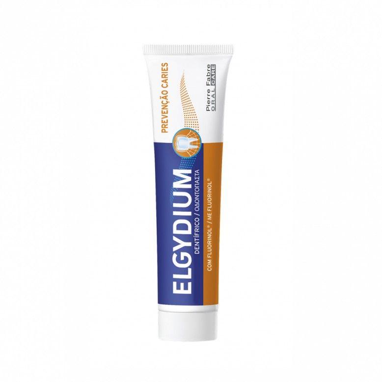 Elgydium Pasta Dentrífica Prevenção de Cáries 75ml