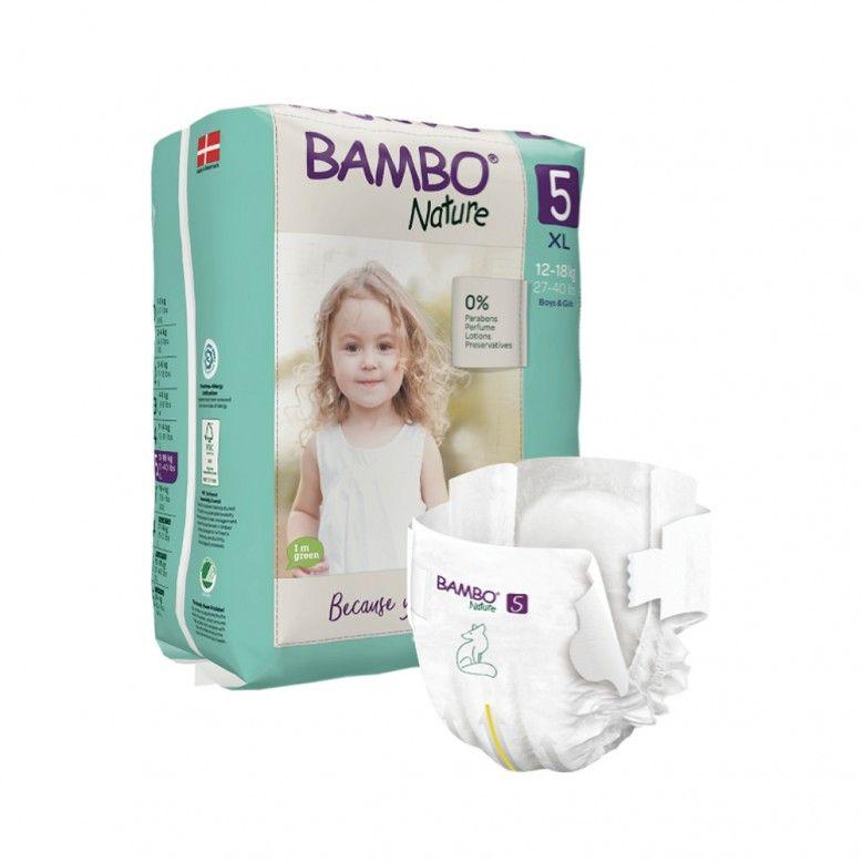 Bambo Nature 5 XL 12-18kg x44
