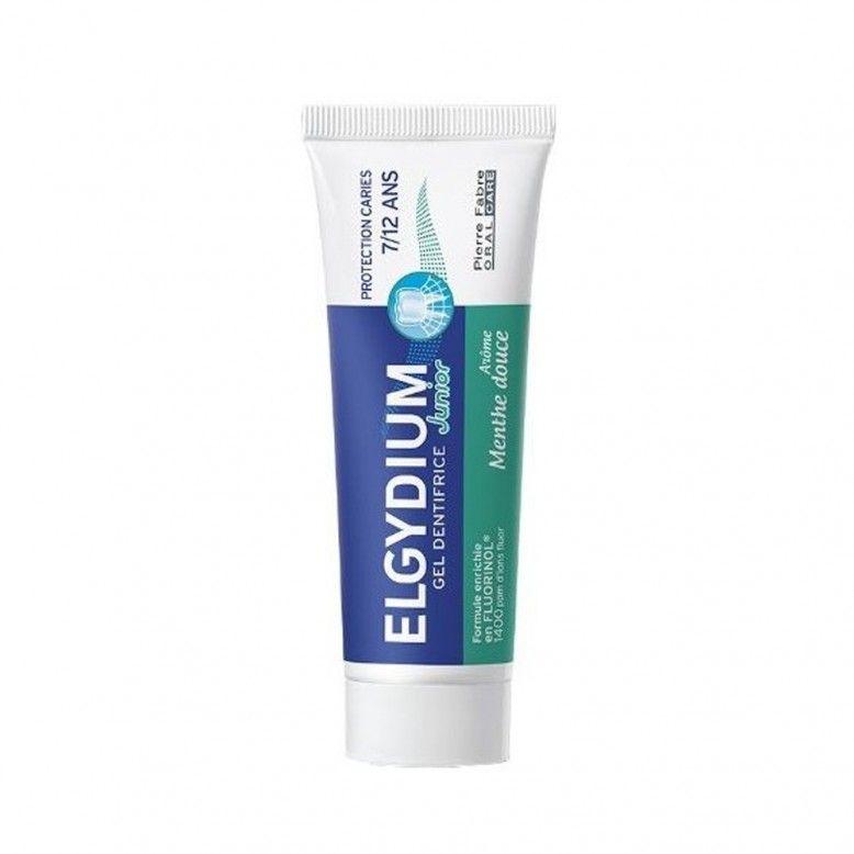 Elgydium Junior Gel Menta Suave 50ml