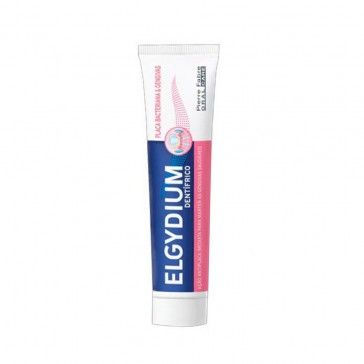 Elgydium Toothpaste Gums and Bacterial Plaque 75ml