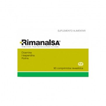 Rimanal SA 90 Comprimidos