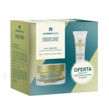 Endocare Pack Regenerating Gel-Cream 30ml + Eye and Lip Contour 15ml