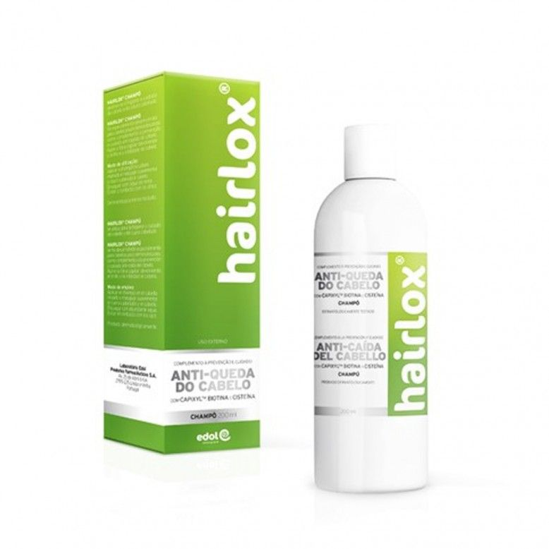 Hairlox Champô 200ml