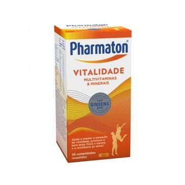 Pharmaton Vitality