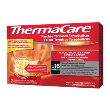 Thermacare Lumbar and Hip Thermal Bands