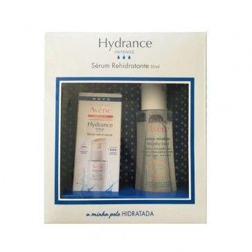 Avène Coffret Hydrance Rico SPF20 40ml + Eye Contour Emulsion 10ml