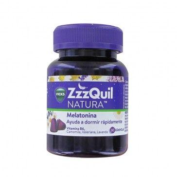 Zzzquil Natura Gomas