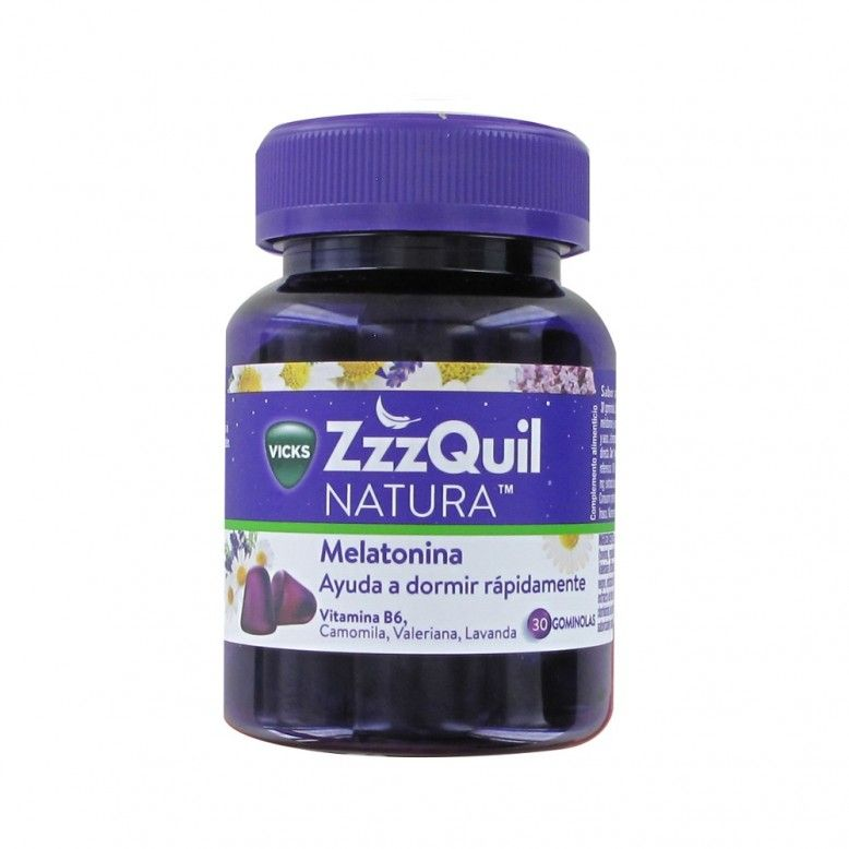 Zzzquil Natura Gums