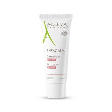 A-Derma Rheacalm Creme Calmante Rico 40ml