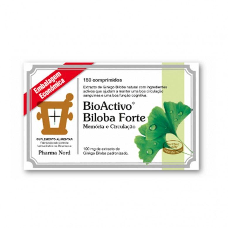 BioActivo Biloba Forte