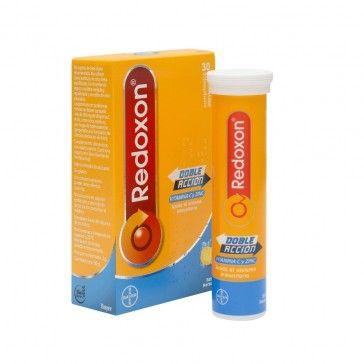 Redoxon +Zn Dupla Ação 20 Comprimidos Efervescentes