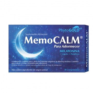 PhytoGOLD MemoCalm 30 comprimidos