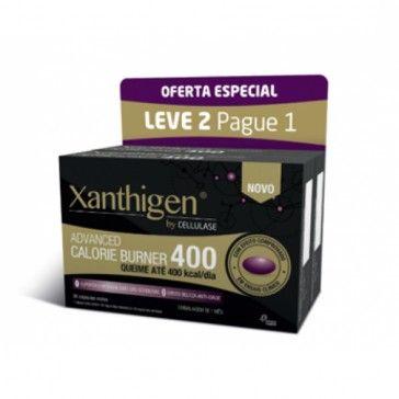 Cellulase Xanthigen 180 Cápsulas