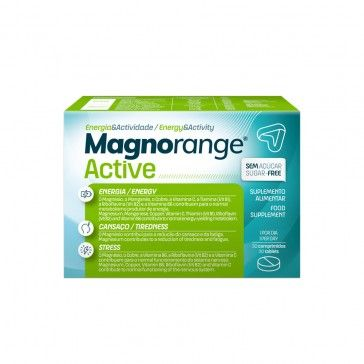 Magnorange Active 30 Comprimidos