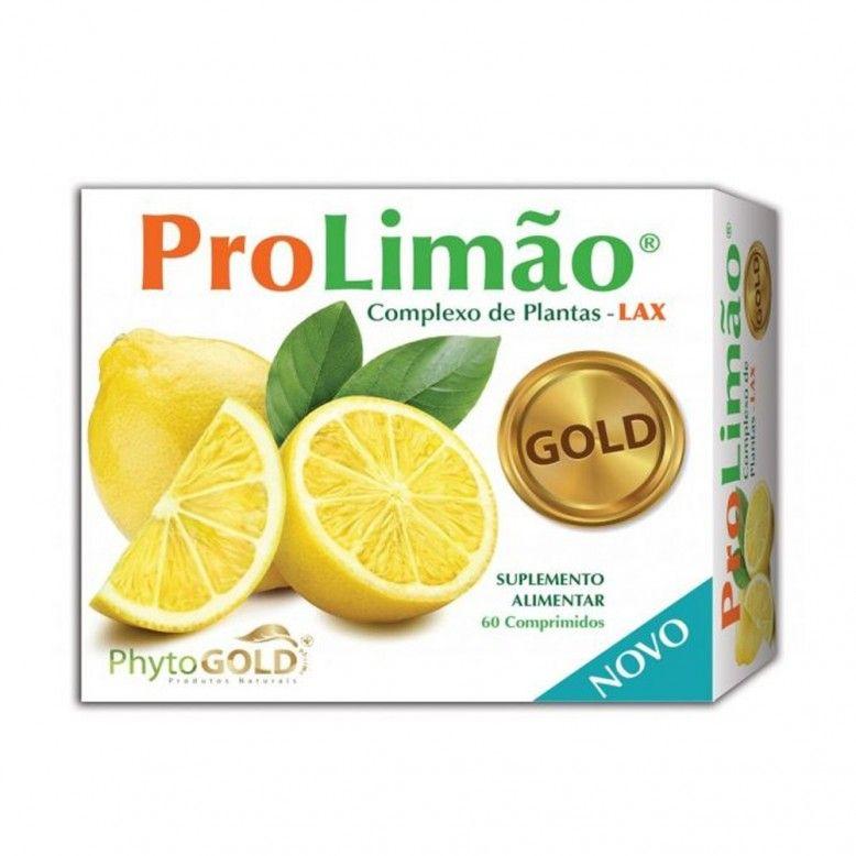 PhytoGOLD ProLimão 60 Comprimidos
