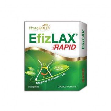 PhytoGOLD EfizLax Rapid 30 comprimidos