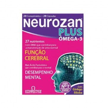 Neurozan Plus 28 Cápsulas + 28 Comprimidos