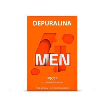 Depuralina 4 Men 60 Capsules