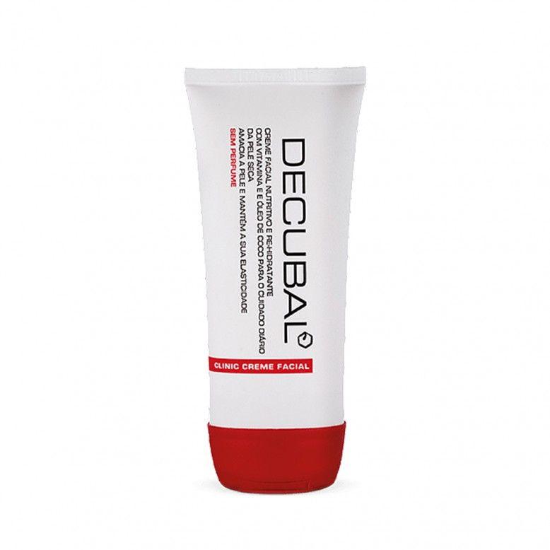 Decubal Creme Hidratante Facial 100g