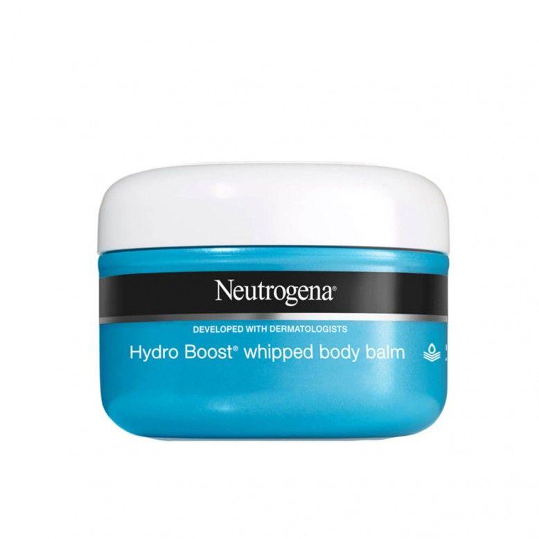 Neutrogena Hydro Boost Whipped Body Balm Gel 200ml